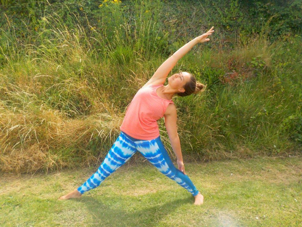 vinyasa flow yoga sequence