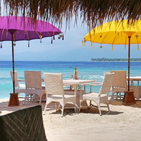 Yoga Retreat Bali Beach