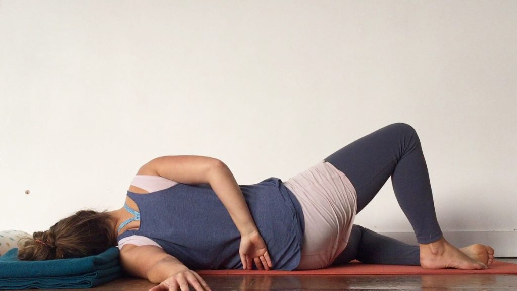 Restorative Yoga Sequence Shine Yoga