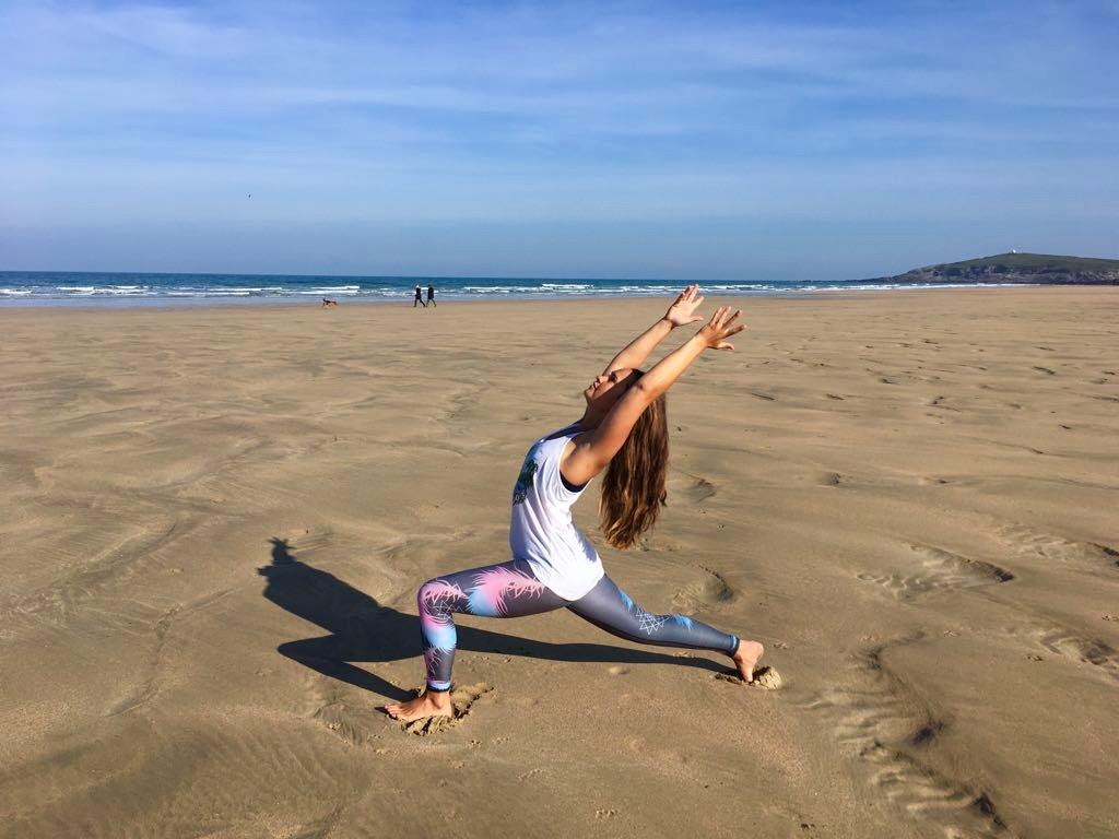Free Online Vinyasa Flow Yoga Class Shine Yoga