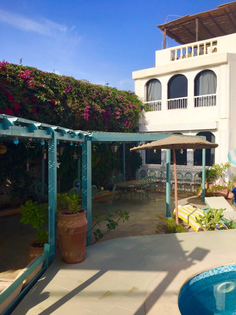 Surf and Yoga Retreat Villa in Taghazout with Shine Yoga
