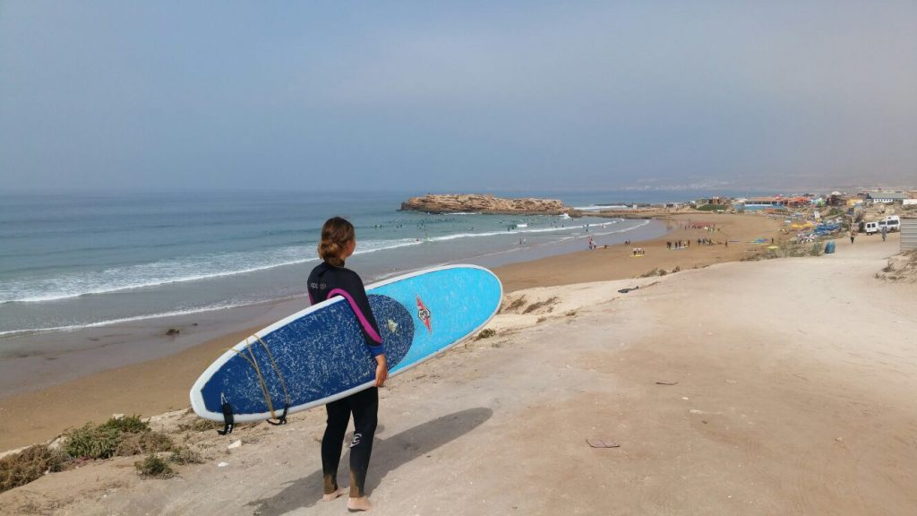 Surf Yoga retreat Morocco with Jen Austin Shine Yoga