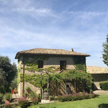 Italy Yoga Retreat House